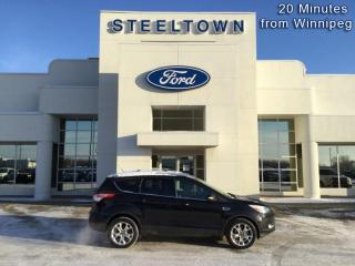 Used 2014 Ford Escape TITANIUM 301A LEATHER/NAV AWD for sale in Selkirk, MB