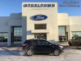 Used 2016 Ford Escape Titanium  -  SiriusXM for sale in Selkirk, MB
