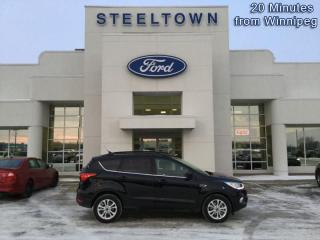 Used 2019 Ford Escape SEL  - Heated Seats -  Power Tailgate for sale in Selkirk, MB