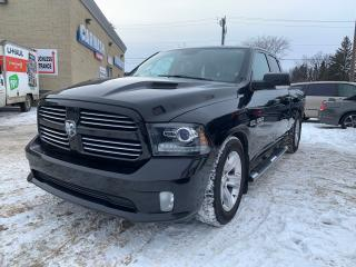 Used 2013 RAM 1500 SPORT for sale in Edmonton, AB