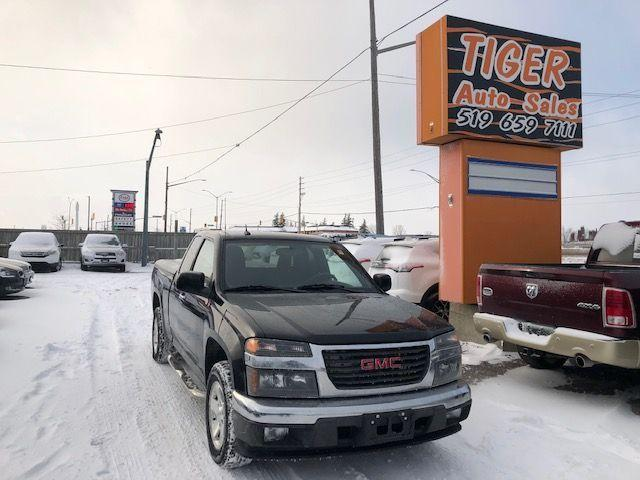 2011 GMC Canyon SLE**ONLY 133KMS**ALLOYS**COVER**RUNNING BOARD**