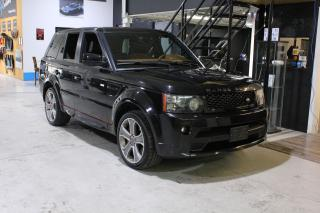 Used 2013 Land Rover Range Rover Sport SC Autobiography for sale in Mississauga, ON
