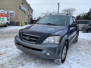 Used 2006 Kia Sorento LX w/Premium Pkg for sale in Edmonton, AB