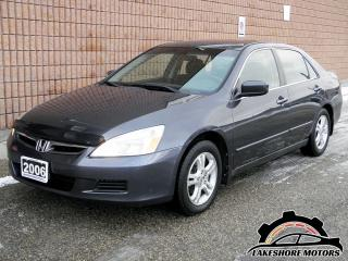 Used 2006 Honda Accord SE || CERTIFIED || for sale in Waterloo, ON
