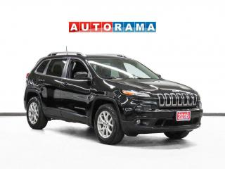 Used 2016 Jeep Cherokee NORTH 4X4 for sale in Toronto, ON