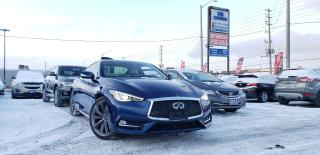 Used 2018 Infiniti Q60 RED SPORT 400 for sale in Brampton, ON