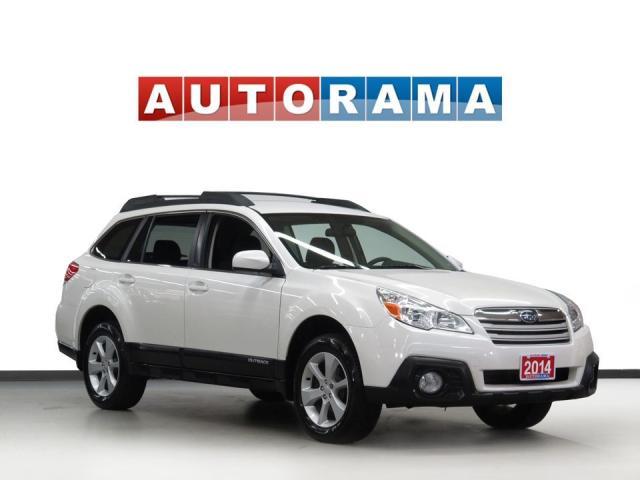 2014 Subaru Outback AWD Navigation Leather Sunroof Backup Cam