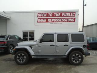 Used 2018 Jeep Wrangler Unlimited Sahara for sale in Toronto, ON