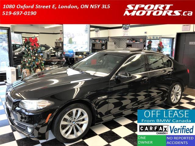 2016 BMW 5 Series 528i xDrive+Soft Close Doors+GPS+360 Camera+HUD