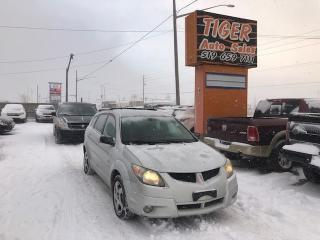 Used 2003 Pontiac Vibe (TOYOTA MATRIX)**AUTO**RUNS & DRIVES**AS IS for sale in London, ON