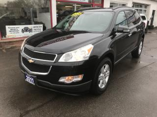 Used 2011 Chevrolet Traverse LT-AWD for sale in Hamilton, ON