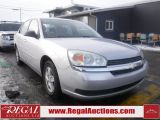 Photo of Silver 2005 Chevrolet Malibu