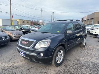 Used 2009 GMC Acadia SLE-AWD for sale in Hamilton, ON