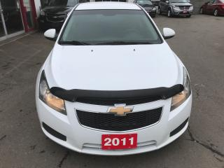 Used 2011 Chevrolet Cruze LT for sale in Hamilton, ON
