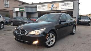 2010 BMW 5 Series 528i w/Navi