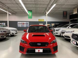 Used 2019 Subaru Impreza WRX STi Sport Tech |NAV|BREMBO|HARMAN/KARDON|6SPEED|+++ for sale in North York, ON
