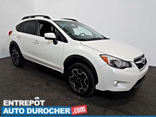 Used 2015 Subaru XV Crosstrek AWD AIR CLIMATISÉ - Caméra de Recul - for sale in Laval, QC