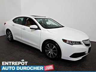 Used 2015 Acura TLX 2.4L TOIT OUVRANT - Automatique - A/C - Cuir for sale in Laval, QC
