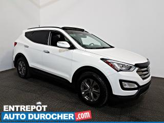 Used 2016 Hyundai Santa Fe Sport Luxury 2.4L TOIT OUVRANT - AIR CLIMATISÉ - Cuir for sale in Laval, QC