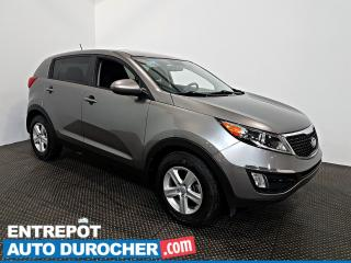 Used 2016 Kia Sportage LX AIR CLIMATISÉ - Sièges Chauffants for sale in Laval, QC
