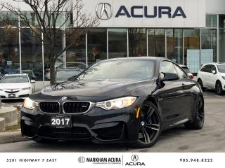 Used 2017 BMW M4 Coupe for sale in Markham, ON