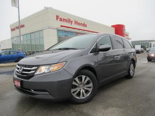 Used 2016 Honda Odyssey 4dr Wgn EX w-RES | FREE WINTER TIRES! for sale in Brampton, ON