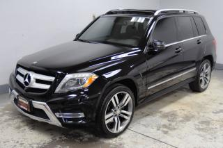 Used 2015 Mercedes-Benz GLK-Class GLK 250 BlueTEC for sale in Kitchener, ON