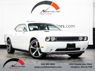 Used 2013 Dodge Challenger R/T|5.7L HEMI|Heated Leather|Parking Sensors|Paddle Shift for sale in Vaughan, ON