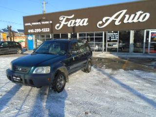 Used 1998 Honda CR-V 4WD LX Auto for sale in Scarborough, ON
