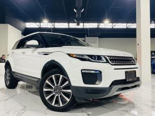 Used 2016 Land Rover Evoque HSE|360 CAMERAS|ADAPTIVE CRUISE CONTROL|SELF PARK|NAVIGATION for sale in Brampton, ON