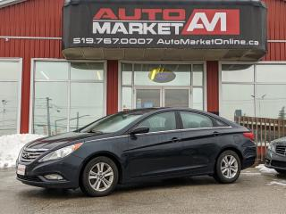 Used 2011 Hyundai Sonata GLS CERTIFIED,Sunroof, WE APPROVE ALL CREDIT for sale in Guelph, ON
