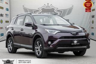 Used 2017 Toyota RAV4 XLE, AWD, NO ACCIDENT, REAR CAM, B. SPOT, LANE DEP, SUNROOF for sale in Toronto, ON