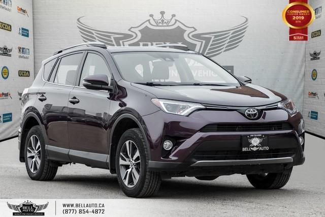 2017 Toyota RAV4 XLE, AWD, NO ACCIDENT, REAR CAM, B. SPOT, LANE DEP, SUNROOF