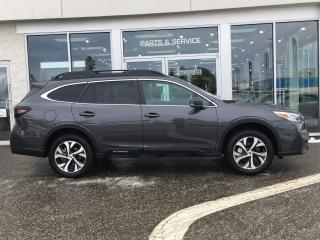 New 2020 Subaru Outback LIMITED for sale in Vernon, BC