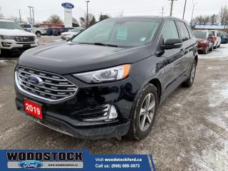 Used 2019 Ford Edge SEL AWD  - Out of province for sale in Woodstock, ON