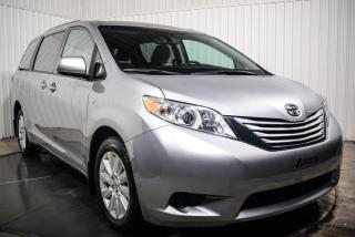 Used 2017 Toyota Sienna AWD CAMERA DE RECUL MAGS for sale in St-Hubert, QC