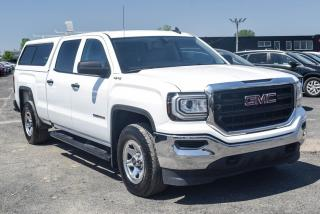 Used 2017 GMC Sierra 1500 1500 CREW 4X4 for sale in St-Hubert, QC