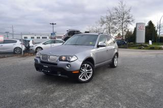 Used 2007 BMW X3 3.0si PL/PW/AC/AUTO/LEATHER/ROO for sale in Coquitlam, BC