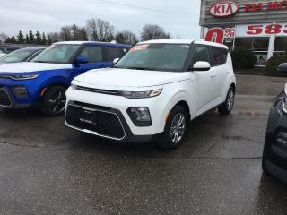 New 2020 Kia Soul LX IVT for sale in Port Dover, ON