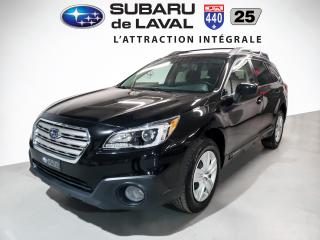 Used 2017 Subaru Outback 2.5i BASE for sale in Laval, QC