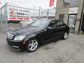 Used 2011 Mercedes-Benz C 300 C 300 berline 4 portes 4MATIC for sale in Montréal, QC
