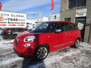 Used 2014 Fiat 500 L Lounge à hayon 5 portes for sale in Montréal, QC