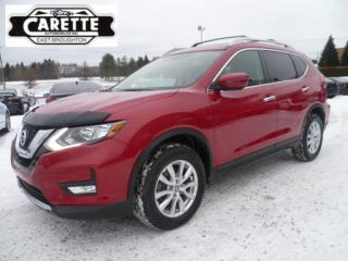 Used 2017 Nissan Rogue Sv Tech Awd Gps-Toit for sale in East broughton, QC