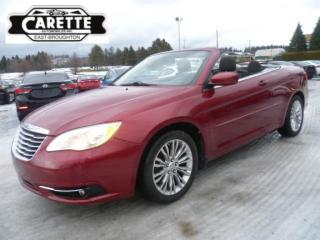 Used 2011 Chrysler 200 Touring Convertible for sale in East broughton, QC