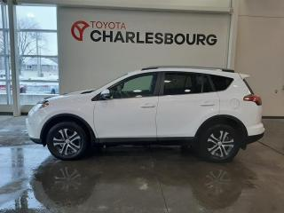 Used 2017 Toyota RAV4 LE FWD for sale in Québec, QC