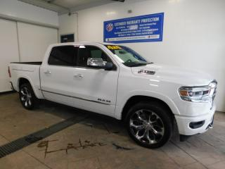 Used 2019 RAM 1500 Limited LEATHER NAVI SUNROOF for sale in Listowel, ON