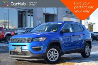 New 2019 Jeep Compass Sport for sale in Thornhill, ON
