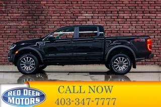 Used 2019 Ford Ranger 4x4 Super Crew Lariat FX4 Leather Nav BCam for sale in Red Deer, AB