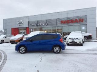 Used 2017 Nissan Versa Note Hatchback 1.6 SV CVT for sale in Smiths Falls, ON