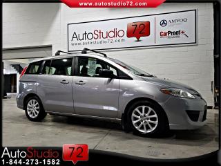 Used 2010 Mazda MAZDA5 GS **AUTO**6 PLACES**MÉCANIQUE A1** for sale in Mirabel, QC